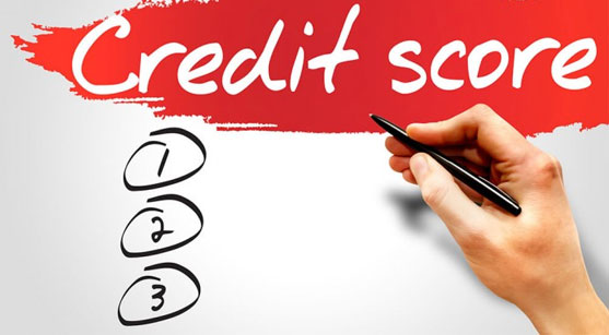 loans are approved or denied based on a credit-score rating