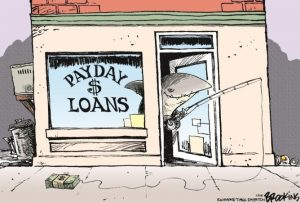 Less profitable loans