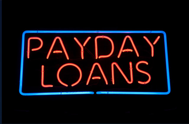 Payday loan criminals' vs the good guys