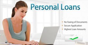 how to get online personal loan