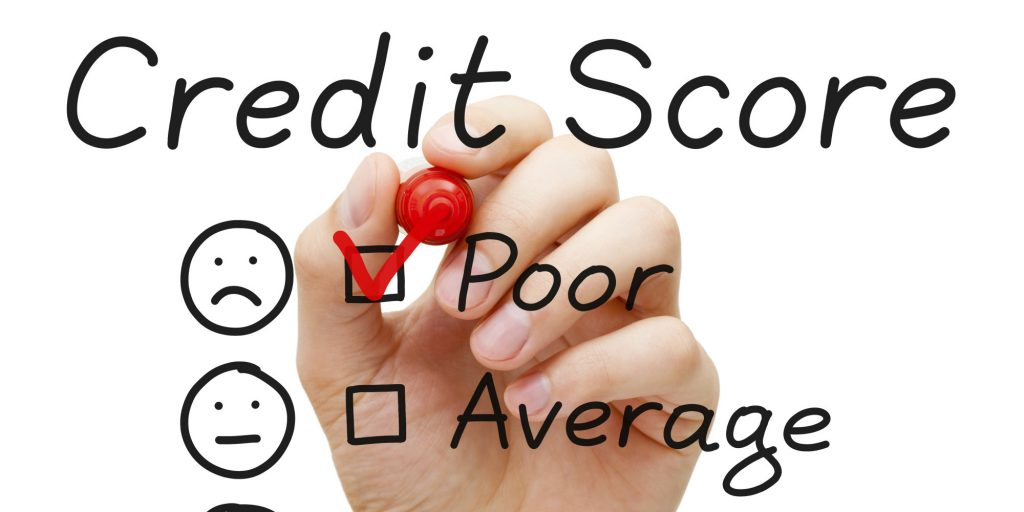 Poor credit advice